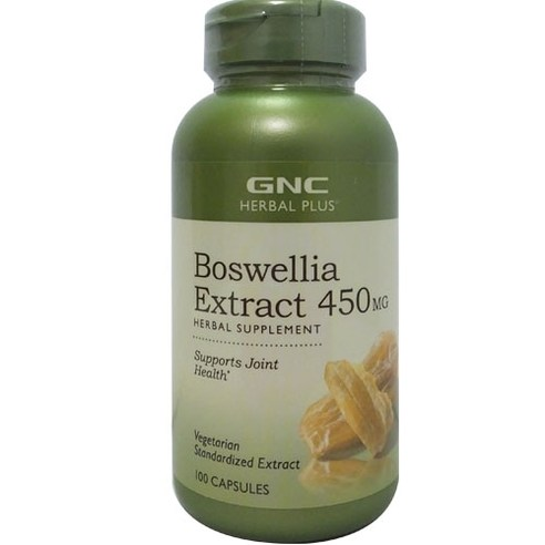 BOSWELLIA EXTRACT 450MG 100 Caplets